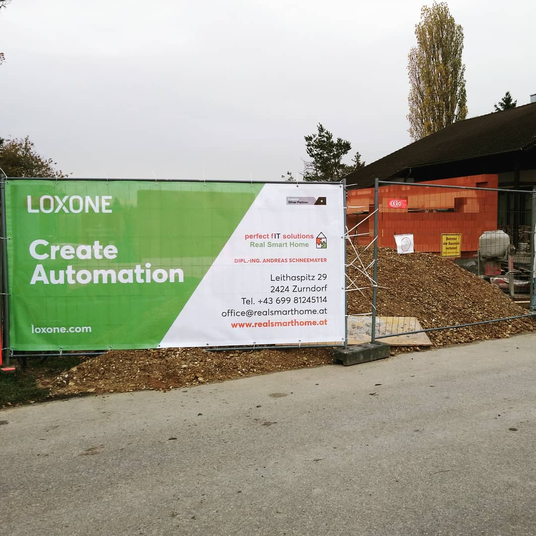 Loxone Smart Home Projekt von perfect-fit-solutions in Nickelsdorf im Bezirk Neusiedl am See